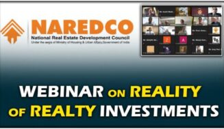 NAREDCO  Webinar on Reality of Realty Investments | Hybiz