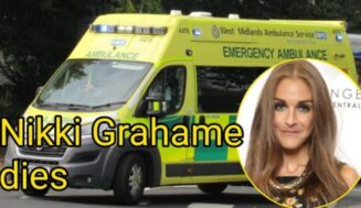 Nikki Grahame dies aged 38 Realty of death
