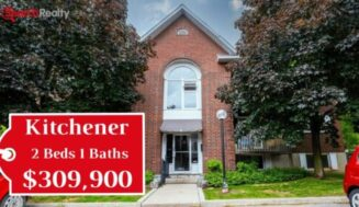 565 Greenfield Ave Unit 106 Kitchener, ON MLS Listing